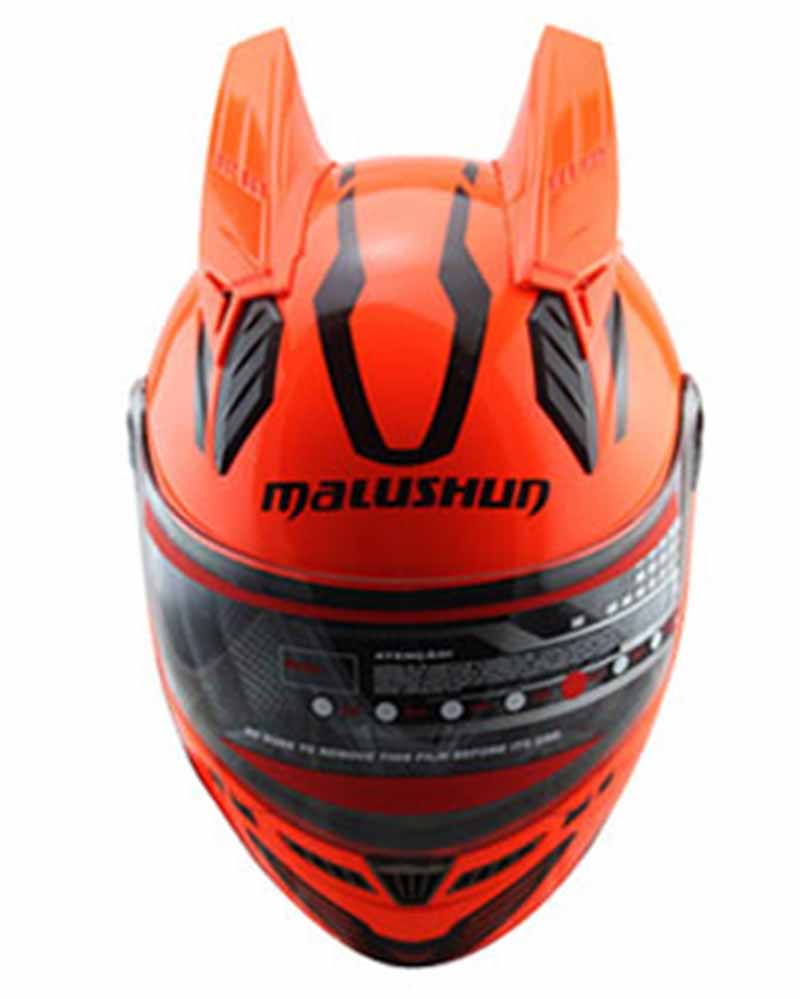 Motocross helmet motocicleta fly racing safety for protect head women used motorcycle full fae helmet warm orange helmet 1000m motorcycle helmet intercom bt s2 waterproof for wired wireless helmet