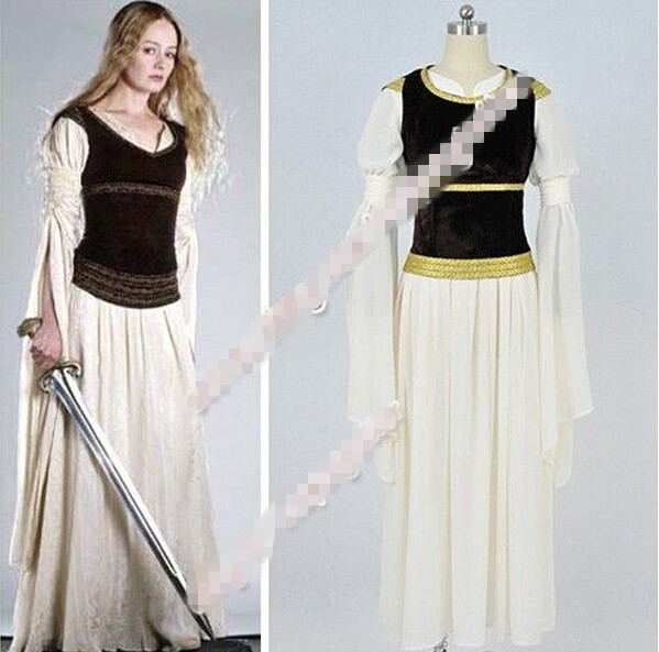 New Arrival Custom Made The Lord Of The Rings Movie Princess Eowyn Gown Dress Cosplay Costume Sc 1 St AliExpress.com  sc 1 st  Germanpascual.Com & Banana Costume Ebay u0026 Banana Hat Costume | Ebay Within Banana ...