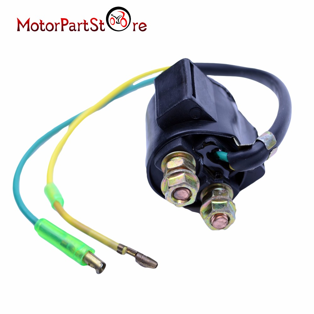 starter relay solenoid fit for honda trx250 trx 250 fourtrax recon 1997 98  99 00 2001 atv quad dirt pit moto bike d5-in motorbike ingition from  automobiles