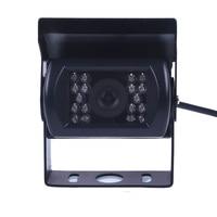 HD CCD 120 Bằng IR Nightvision Waterproof ô tô Xe Rear View Máy Ảnh Cmos Xe Buýt Xe Tải Máy Ảnh Đối Với Bus & Truck