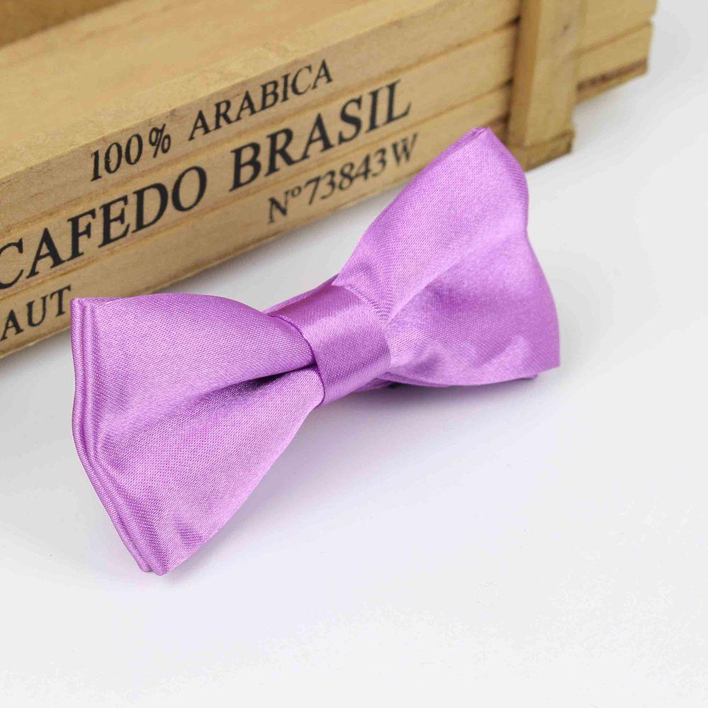 Детский Модный деловой классический однотонный костюм с бабочкой для свадебной вечеринки, Детский костюм, смокинг, галстук-бабочка для домашних питомцев - Цвет: 9