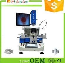 WDS-620 welding machine 3 temperature zones infrared & hot air lead free BGA rework station