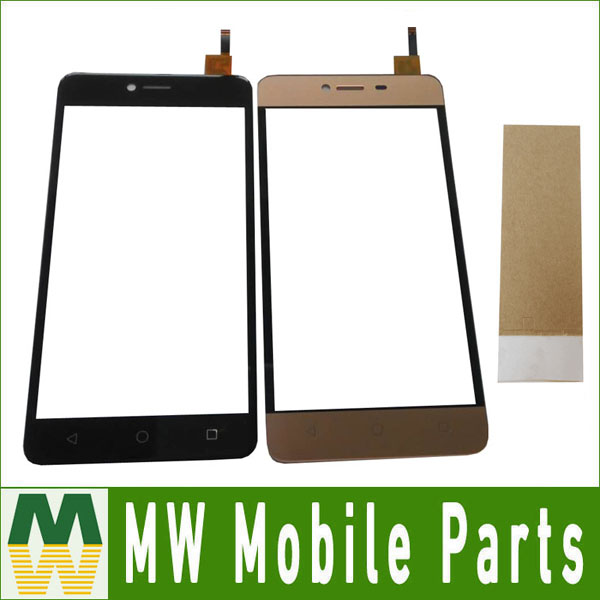 1PC/Lot High Quality For BQ BQ-5058 BQ5058 BQ 5058 Touch Screen Digitizer Replacement Part Black Gold Color 5.0Inch