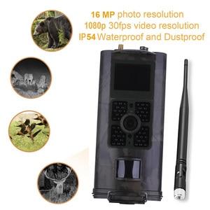 Image 3 - SUNTEKCAM HC 700G Hunting Camera Wild Surveillance Tracking Game Camera 3G MMS SMS 16MP Trail Camera Video Scouting Photo Trap