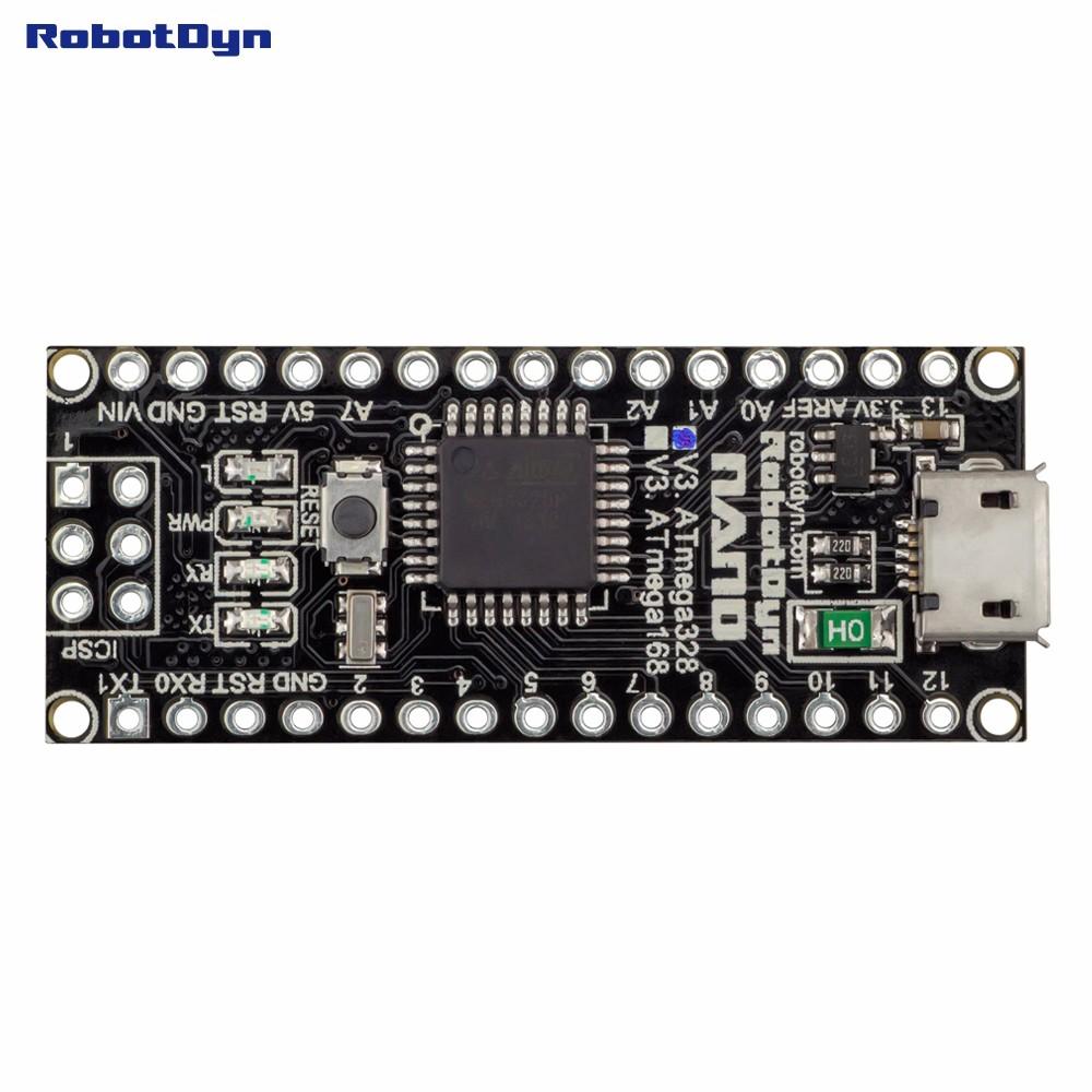 Электронные компоненты и материалы V3 ATmega328/CH340G, USB, . Arduino Nano V3.0