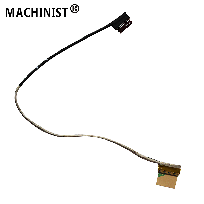 Video Screen Flex For Toshiba L50-C C55D-C C55T-C P55T-C S55-C L55D-C 40pinlaptop LCD LED LVDS Display Ribbon Cable DD0BLQLC400