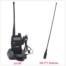 baofeng radio dualband UV 5R walkie talkie radio 136 174 400 520MHz