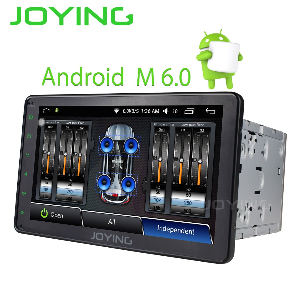 8 &#8220;<font><b>2</b></font> ГБ Оперативная память <font><b>2</b></font> DIN Android 6,0 универсальный автомобильный Радио Стерео Штатная Поддержка видео выход со встроенным усилитель ленты Р&#8230;