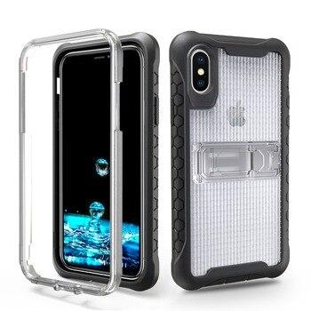Kickstand iPhone X Case