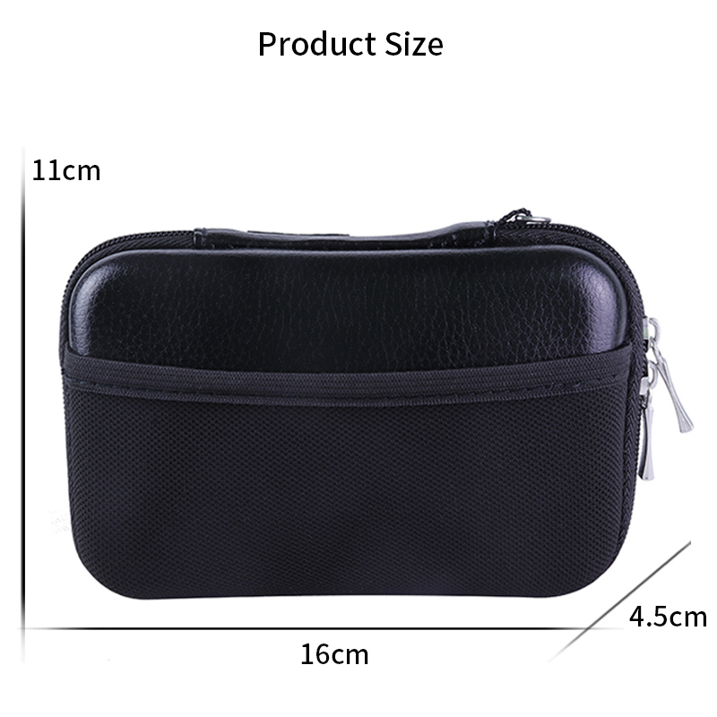 New Original Hard Disk Case HDD Protection Bag For External Earphone Power bank USB data line U Disk Case For WD,Seagate,Sony