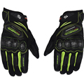 Envío Libre GK167 verano transpirable guantes de moto montando guantes guantes de competición de los hombres locomotora lucha libre