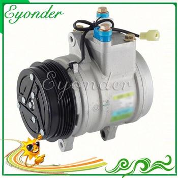 A/C AC Compressore Dell'aria Condizionata Pompa di Raffreddamento SP10 per Daewoo Matiz KLYA 0.8 96473634 96473633 96528117 96256053 96314801