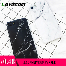 US $0.48 22% OFF|LOVECOM Granite Stone Marble Texture Pattern Case For iPhone XS Max XR XS 6 6S 7 8 Plus X Thin Soft IMD Phone Cases Cover Coque-in Fitted Cases from Cellphones & Telecommunications on Aliexpress.com | Alibaba Group