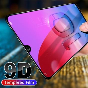 Vidrio Templado cubierta completa 9D para Huawei Honor 8X8 S 10 9 Lite 10i 20i 20 Pro View 20 V20 Protector de pantalla HD Protector de pantalla