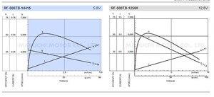 MABUCHI RF-500TB-12560 DC 6 В 2700 об/мин двигатель постоянного тока оригинальный для сигнализации Breeze блендер аудио мотор