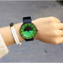 Hot Charm Cute Watch Fashion Women's Girl Resin Glass Mirror Gift Wristwatch Couple Relogio Feminina