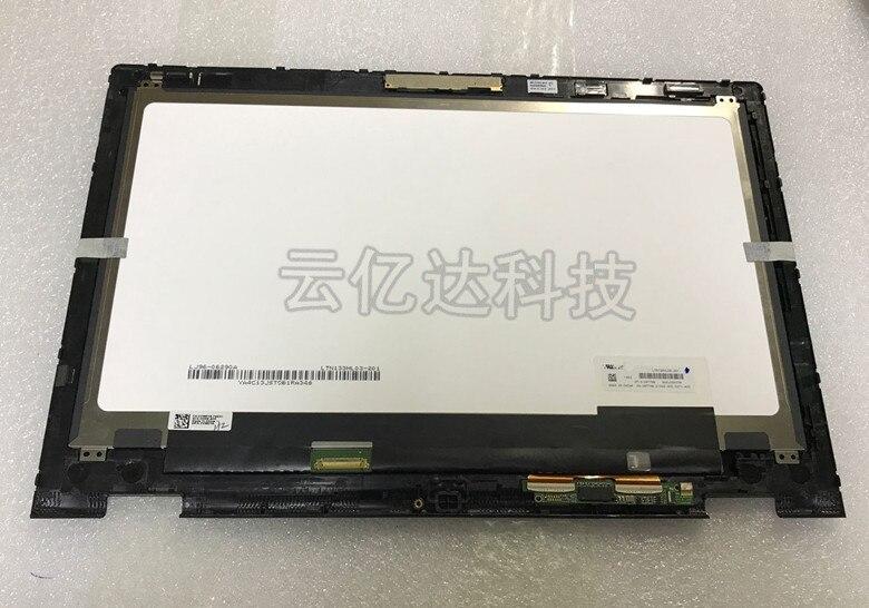 Il trasporto libero 13.3 LCD Touch Screen LTN133HL03-201 Assembly Per Dell Inspiron 13 7000 serie 7347 7348 P57G (1920 * 1080)Il trasporto libero 13.3 LCD Touch Screen LTN133HL03-201 Assembly Per Dell Inspiron 13 7000 serie 7347 7348 P57G (1920 * 1080)