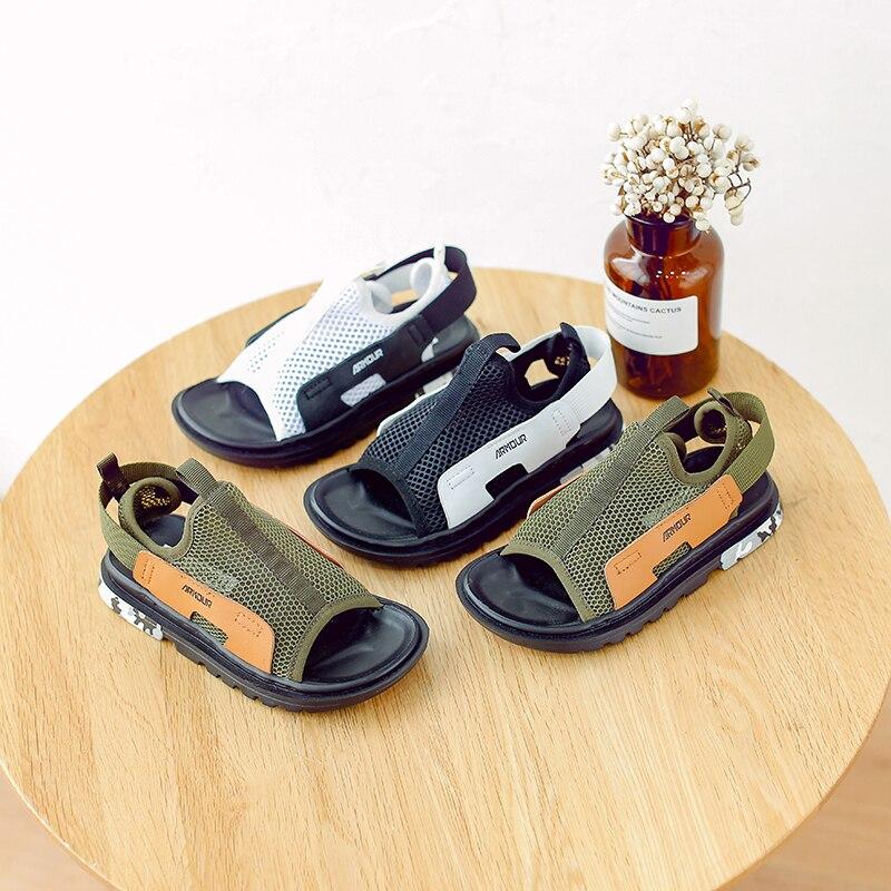 Zaizaile 2018 Summer Children Fashion Barefoot Shoe Toddler Brand - Obuwie dziecięce - Zdjęcie 4