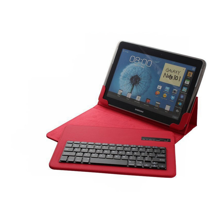 Wireless Bluetooth Keyboard With Case Russian English Language For Samsung Tab 10.1 T580 T530 P5100 P5200 N8000 P7500 PC Tablet russian in 1 hour russian language course for english speakers cd