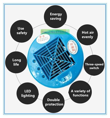 Ev ve Bahçe'ten Avlu Isıtıcıları'de 12 adet hayvan ısı lambaları tavuk ısıtma lambası mavi domuz kedi köpek kuzu hayvan klimalı 100W 200W 300W ısıtıcılar'da  Grup 3