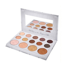 New brand Cosmetics Makeup Eye Shadow Palette 14 Colors for Matte Glitter Eyeshadow Carli Bybel 14 Color Eyeshadow & Highlight
