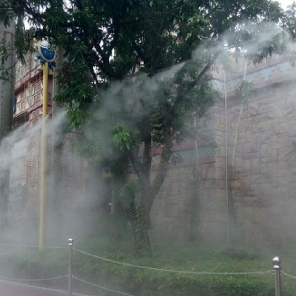10 db sárgaréz víz ködfúvóka sprinkler fej alacsony nyomású - Elektromos szerszám kiegészítők - Fénykép 4