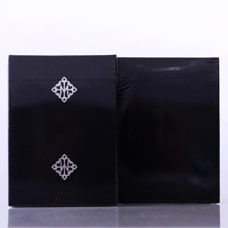 2 Decks Ellusionist Madison Rounders Black&White Playing Cards High Quality Magic Cards Pokers Close Up Magic Tricks Props