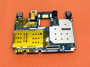 """Image 2 - Used Original mainboard 2G RAM+16G ROM Motherboard for DOOGEE Y6C MTK6737 Quad Core 5.5"""" HD Free shipping"""