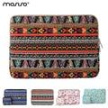 Mosiso 11.6 13.3 15.6 inch Bohemian Women Laptop Sleeve Bag Notebook Handbag Case for MacBook Air Pro 11 12 13 15 Acer Dell HP