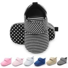 Newborn Baby Girls Shoes Cotton Infant Prewalker Toddler Girls Kid Bowknot Soft Sole Anti-Slip Crib Bebe First Walkers 0-18M