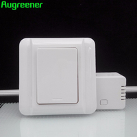Augreener 2017 Hot Sale Wireless Switch Remote Control Wall Light Switches 70 Long Range Waterproof No