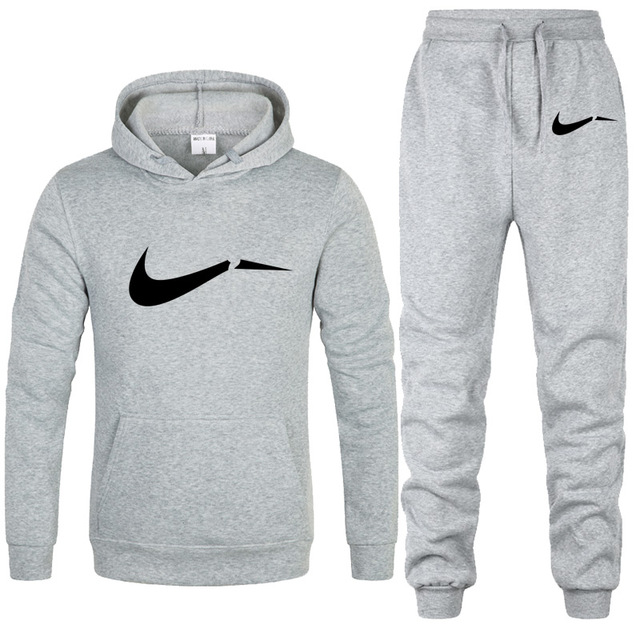 New 2019 Brand Tracksuit men thermal underwear Men Sportswear Sets Fleece Thick hoodie+Pants Sporting Suit Malechandal hombre 2