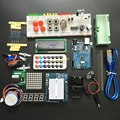 free shipping Starter Kit / Step Motor / Servo /1602 LCD / Breadboard/ jumper Wire/ UNO R3 for arduino