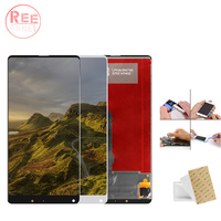 Reepanel 5.99 IPS LCD For XIAOMI Mix 2 DisplayTouch Screen Digitizer Replacement for Snapdragon 835 XIAOMI MI MIX 2 LCD MIX2