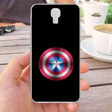 Mutouniao Avengers Design-10 Silicon Soft TPU Case Cover For Infinix Note 4 X572 Hot S3 X573 Smart X5010(China)