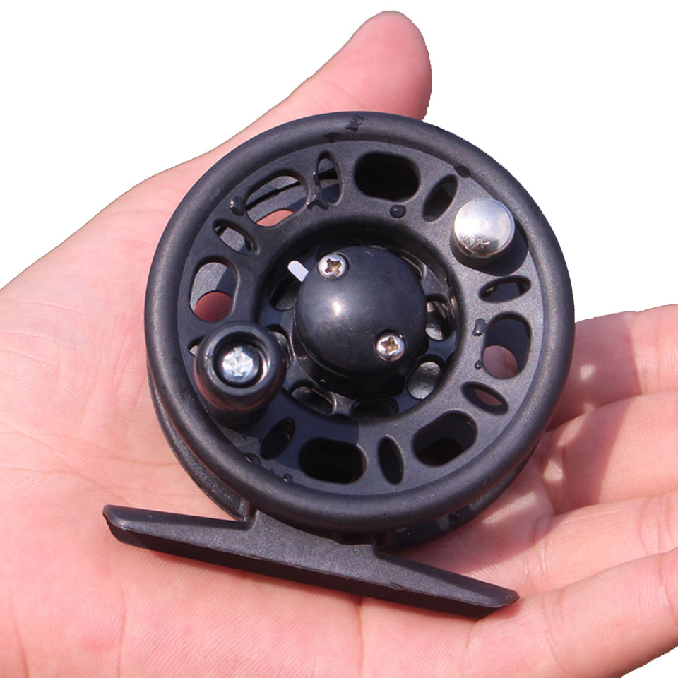 New 2+1BB Fly Fishing Reel Former Rafting Ice Fishing Takle Wheel