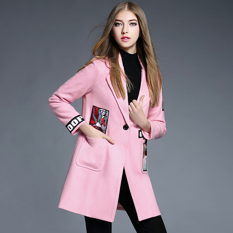 Compare Prices on Pink Winter Coats Women- Online Shopping/Buy Low ...