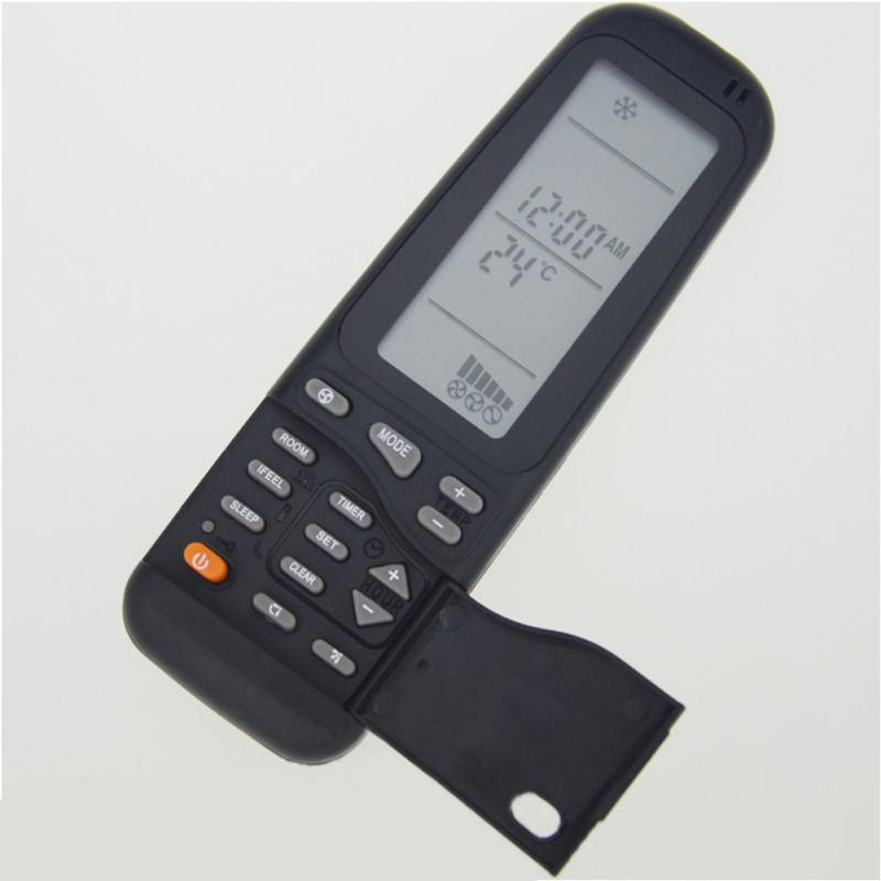 Image 3 - Practical Universal Remote control for air conditioner RC 3 RC 4 RC 7 air conditioner remote control adapted-in Remote Controls from Consumer Electronics