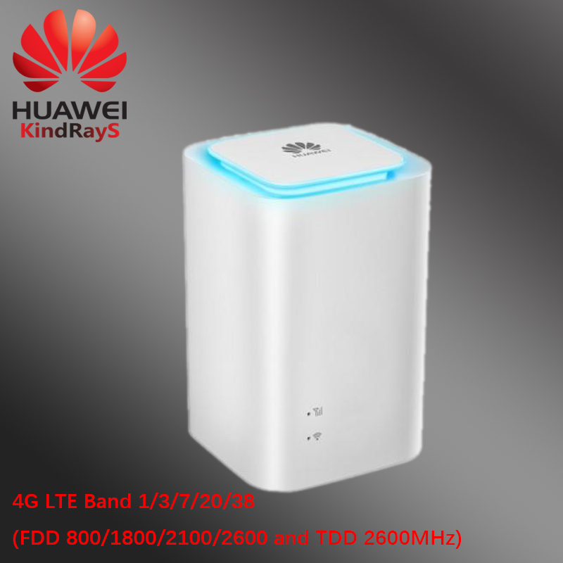 Unlocked New Original Huawei E5180 E5180s-22 4G LTE Cube WiFi Hotspot Router Home wireless Router with sim card slot image
