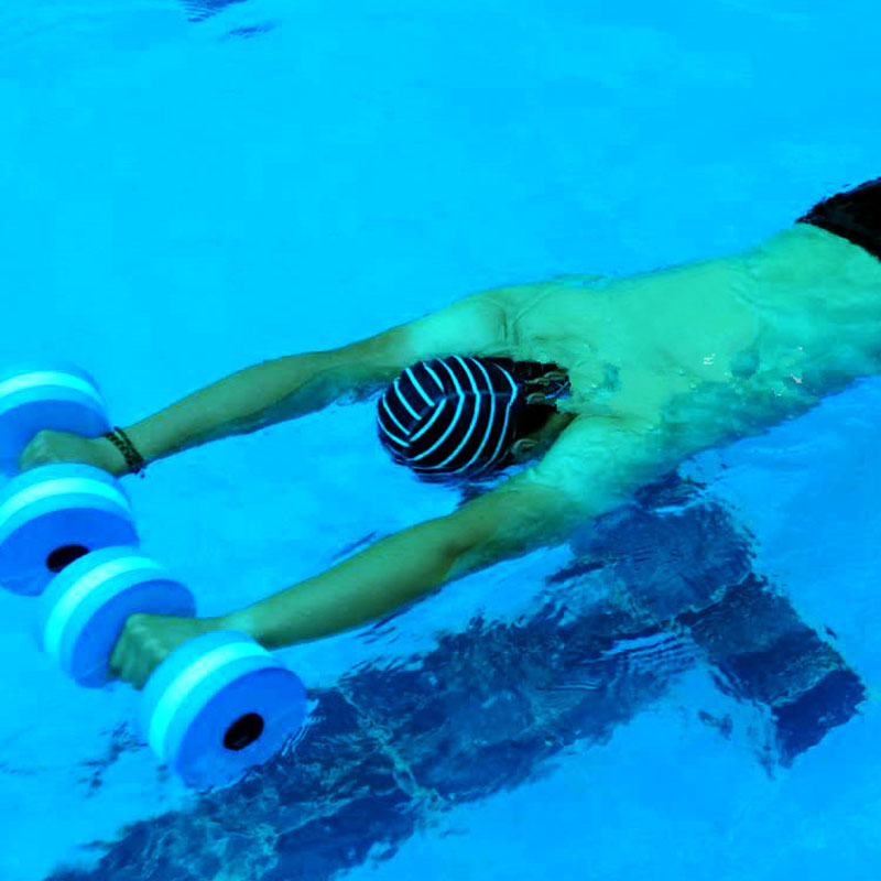 Schwimmen und Gewichtsverlust