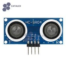 HC-SR04 módulo de medição ultrassônico 3.3 v/5 v da distância do sensor compatível para arduino