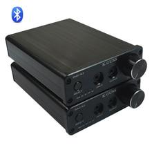 K. AIO GuSS DAC-K2 DAC USB Bluetooth 4.0 Amplificador Decodificador de Áudio de fibra/coaxial/USB/Bluetooth/entrada de áudio analógico
