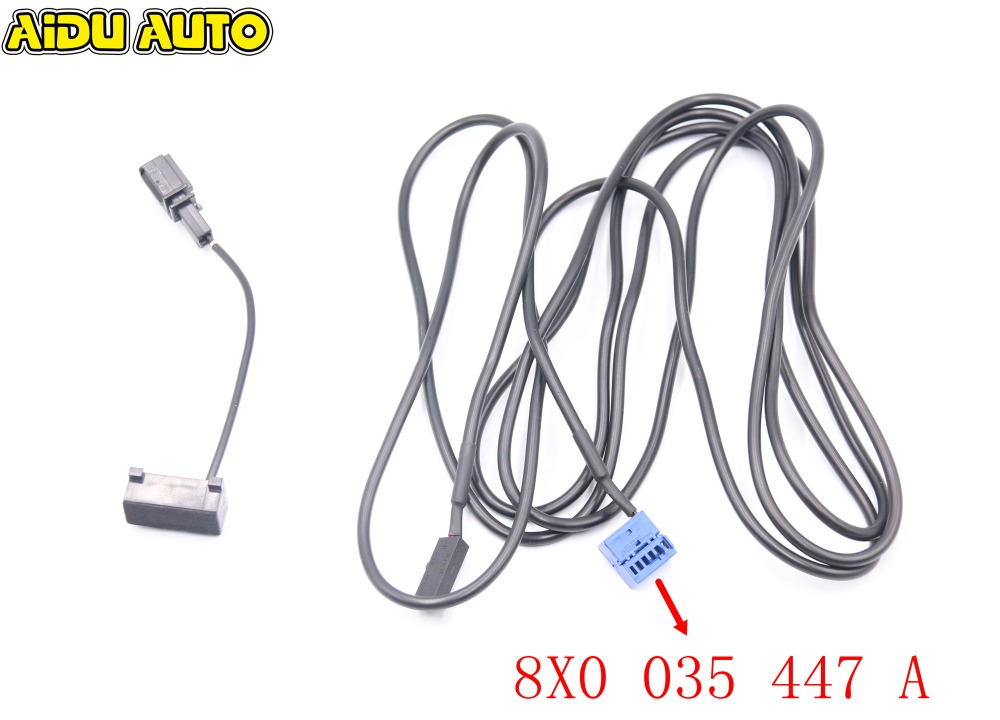 FOR VW Bluetooth Wiring Harness cable 8X0035447A For MIB