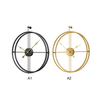 Modern Design Large Brief European Style Silent Wall Clock For Home Office Decorative Hanging Wall Watch Clocks Hot Gift