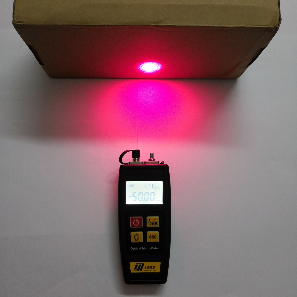 Image 5 - Free Shipping YJ 550C Mini Fiber Optical Power Meter with Laser Source Visual Fault Locator VFL 50mw 30mW 10mW 1mW Fiber ToolFiber Optic Equipments   - AliExpress