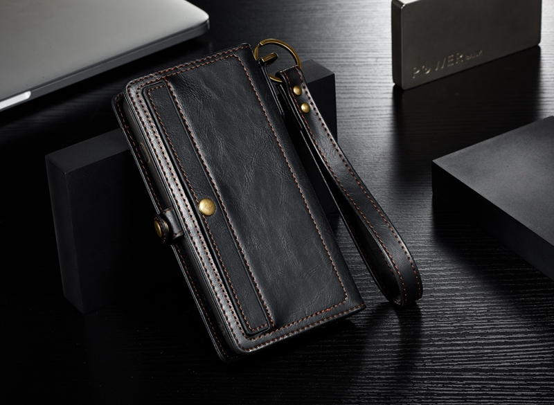 For Coque iPhone 6 6S 7 8 Plus Case Retro Wallet Magnetic Cover Genuine Leather Case for iPhone X XS XR XS Max Wallet Book Cover