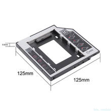 9.5mm SATA HDD SSD Disco Rígido Caddy/Suporte para Lenovo ThinkPad Borda L440 L540 S430 E555 E431 e531 E540 E545 IdeaPad P500