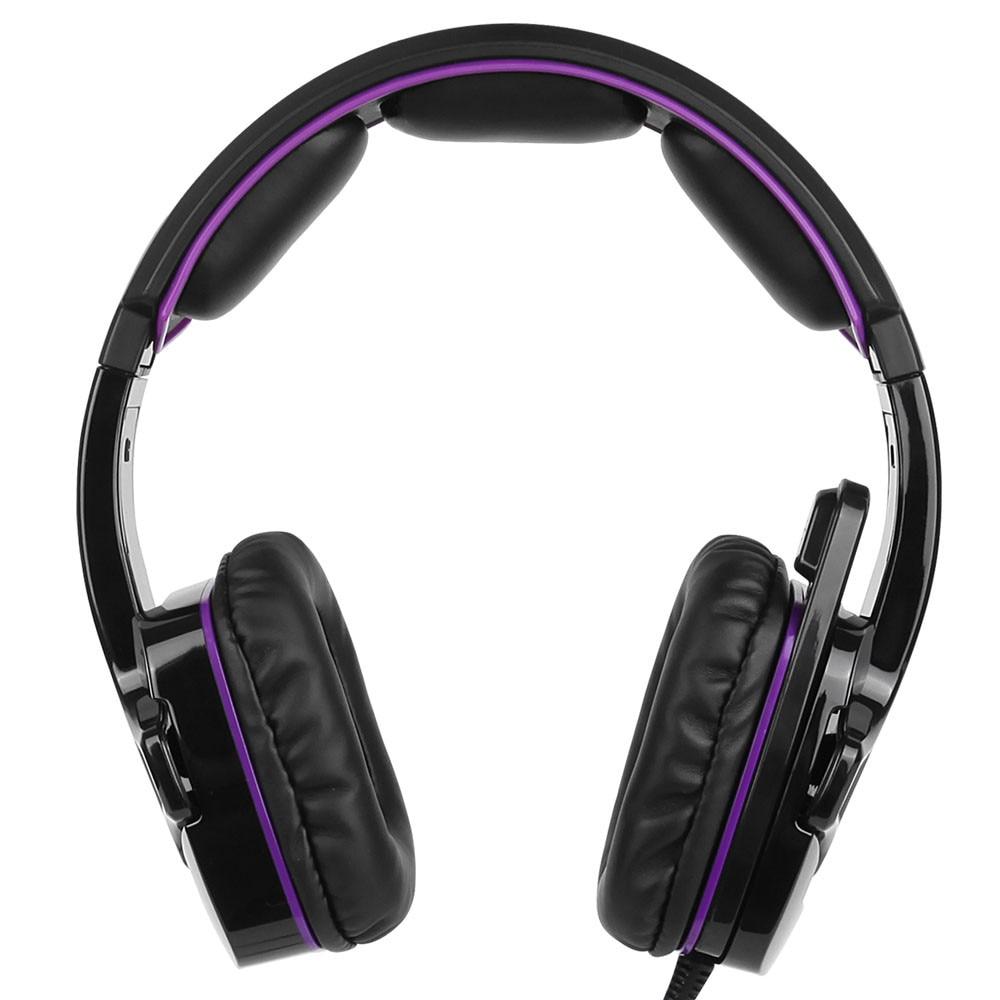 SADES 930 Stereo Surround Gaming Headset Headband MicHeadphone