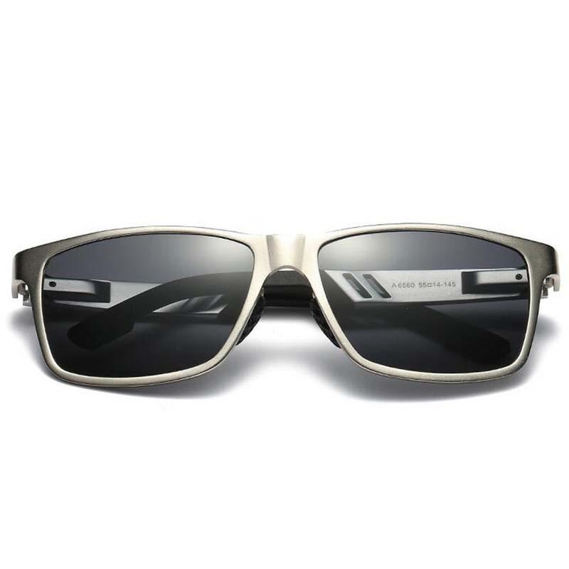 Aluminium magnesium mäns solglasögon polariserad beläggningsspegel - Kläder tillbehör - Foto 3