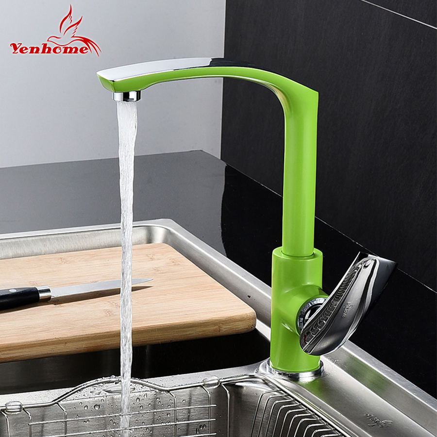 Luxury Modern Sink Kitchen Faucet Cold and Hot Water Kitchen Tap Single Hole Rotate 360 Degrees Mixer Faucet Whit Install Hose new arrival tall bathroom sink faucet mixer cold and hot kitchen tap single hole water tap kitchen faucet torneira cozinha